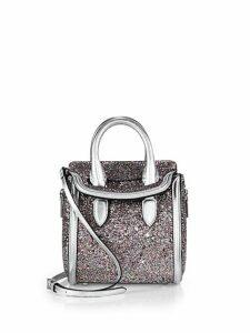 Heroine Mini Glittered Satchel