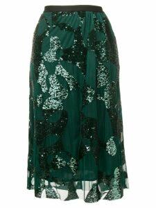 Bellerose Houx skirt - Green