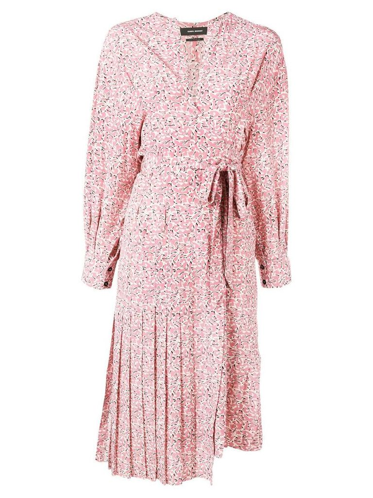 Isabel Marant Alexandra dress - Pink