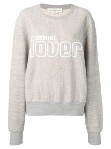 Golden Goose Mariah sweatshirt - Grey