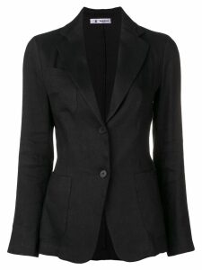 Barena slim-fit blazer - Black