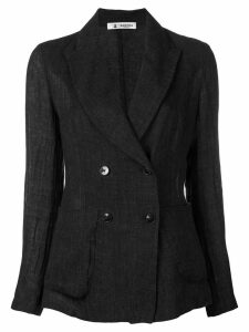 Barena double-breasted blazer - Black