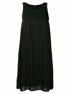Steffen Schraut pleated dress - Black