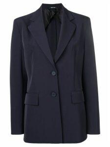 Maison Margiela slim-fit blazer - Blue