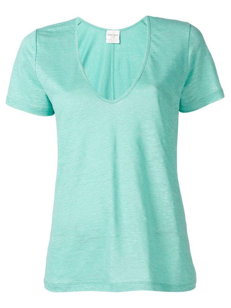 Forte Forte T-shirt - Green