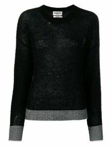 Essentiel Antwerp knitted jumper - Black