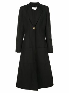 Loewe Botanical patch coat - Black