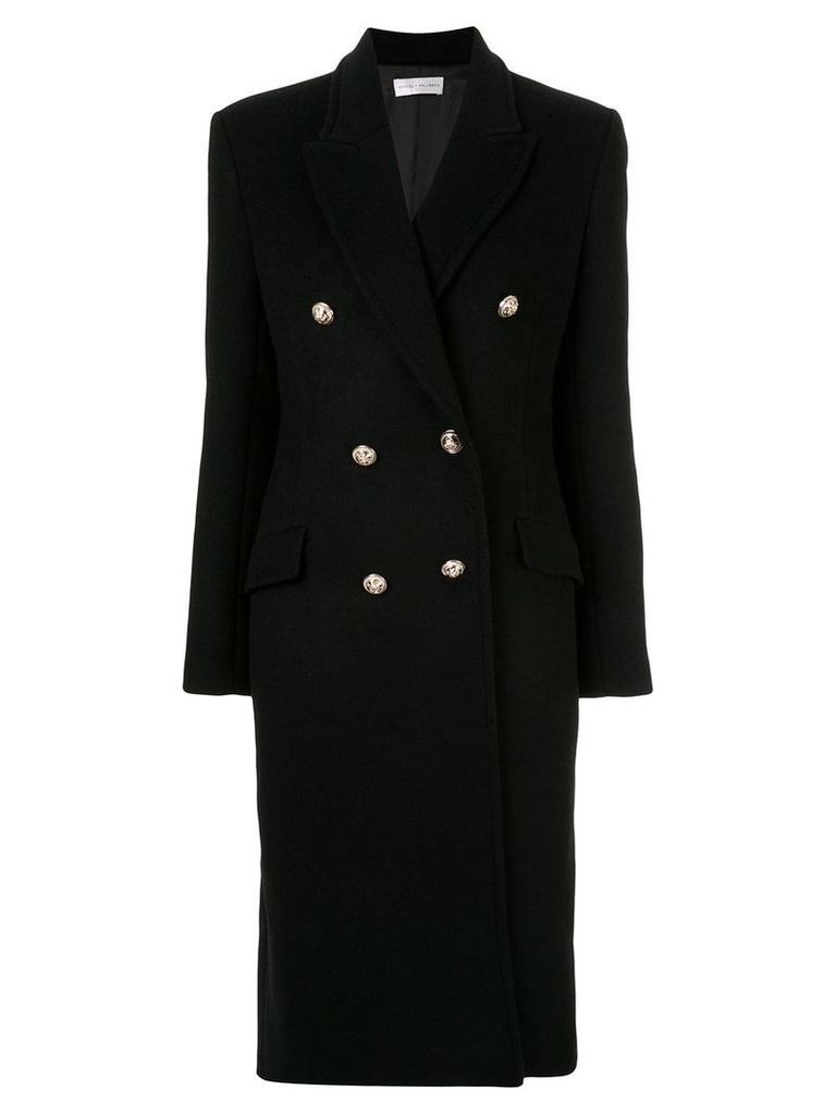 Rebecca Vallance Vivian long coat - Black
