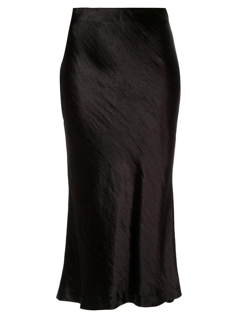 Rebecca Vallance Loren midi skirt - Black