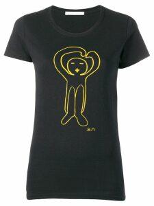 Société Anonyme logo T-shirt - Black