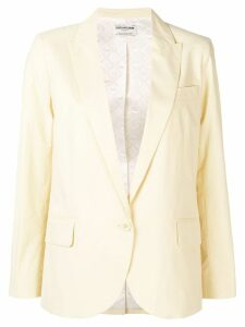 Zadig & Voltaire Fashion Show boyfriend-fit blazer - Yellow
