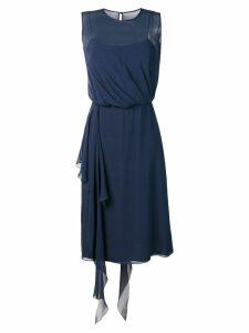 Max Mara Zenobia dress - Blue