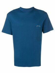 Anglozine Frink T-shirt - Blue