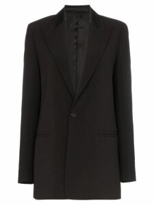 Joseph Trenton single-breasted blazer jacket - Black