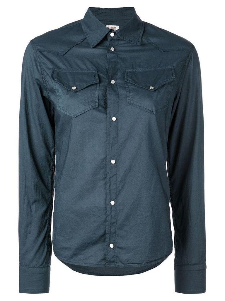 A Shirt Thing pocket shirt - Blue