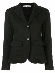 Barena classic single-breasted blazer - Black