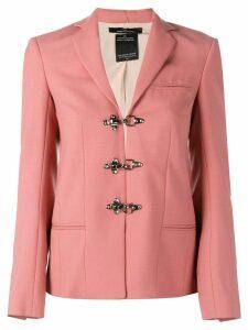 Rokh hook fastening blazer - Pink