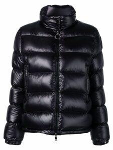 Moncler padded ski coat - Black