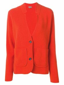 N.Peal cardigan blazer - Orange