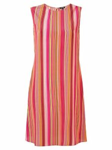 Aspesi striped shift dress - Multicolour