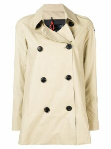 Rrd short trench coat - Neutrals