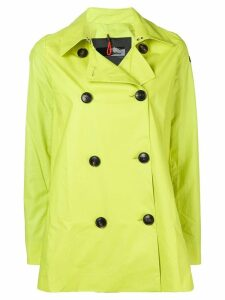 Rrd short trench coat - Green
