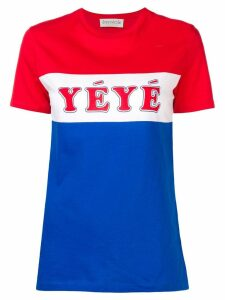 Être Cécile printed T-shirt - Red
