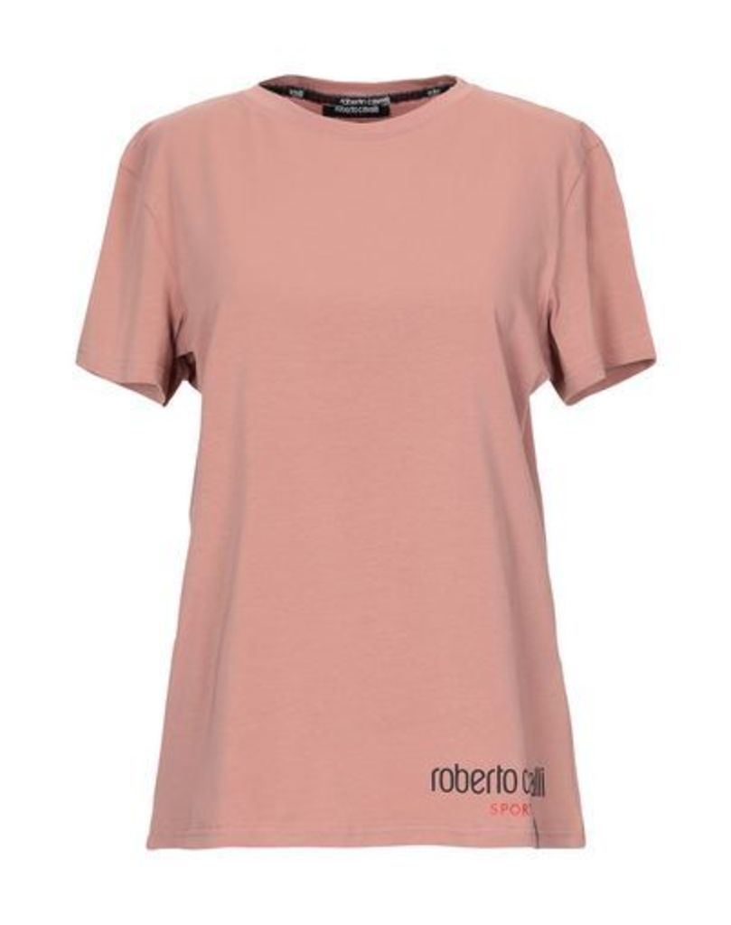 ROBERTO CAVALLI TOPWEAR T-shirts Women on YOOX.COM