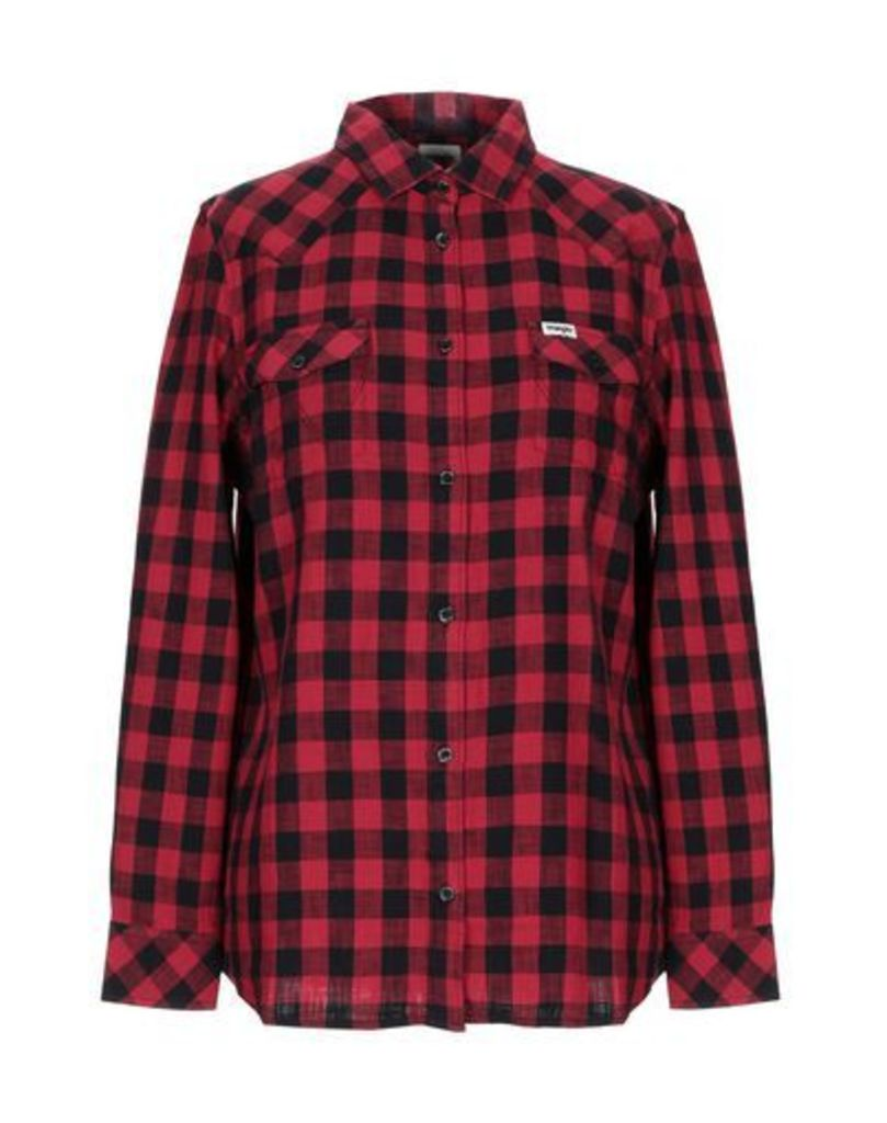 WRANGLER SHIRTS Shirts Women on YOOX.COM
