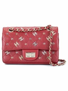 Chanel Pre-Owned 2.55 Line quilted double flap CC chain shoulder bag -