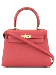 Hermès Pre-Owned mini Kelly 2way hand bag - Red
