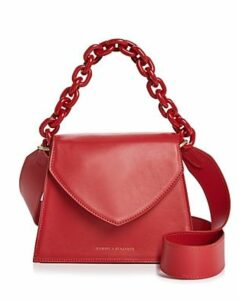 Tammy & Benjamin Chain Handle Shoulder Bag