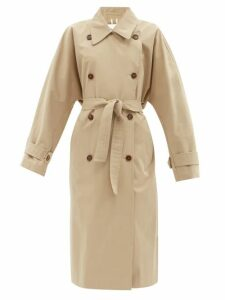 Queene And Belle - Jasmina Crystal Embellished Cashmere Sweater - Womens - Navy