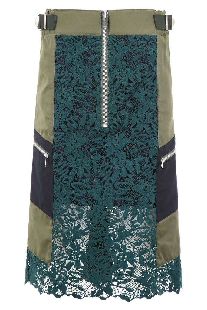 Sacai Knee-length Skirt