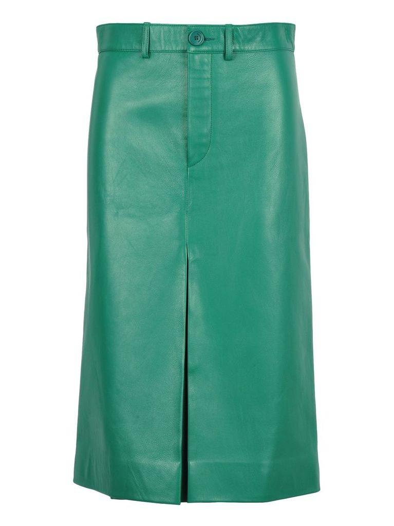 Balenciaga Skirt Leather