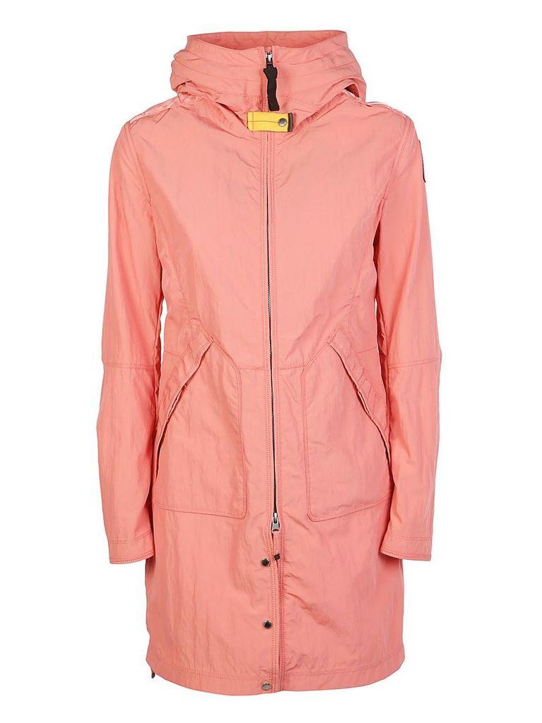 Long Bear Parka Coat