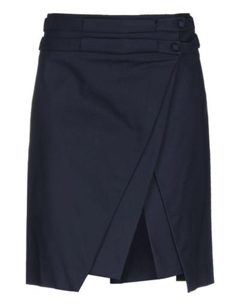 COMPAGNIA ITALIANA SKIRTS Knee length skirts Women on YOOX.COM
