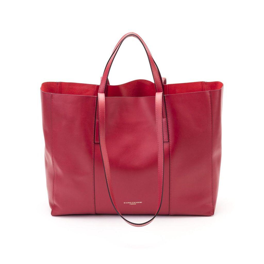 Gianni Chiarini Leather Tote Bag
