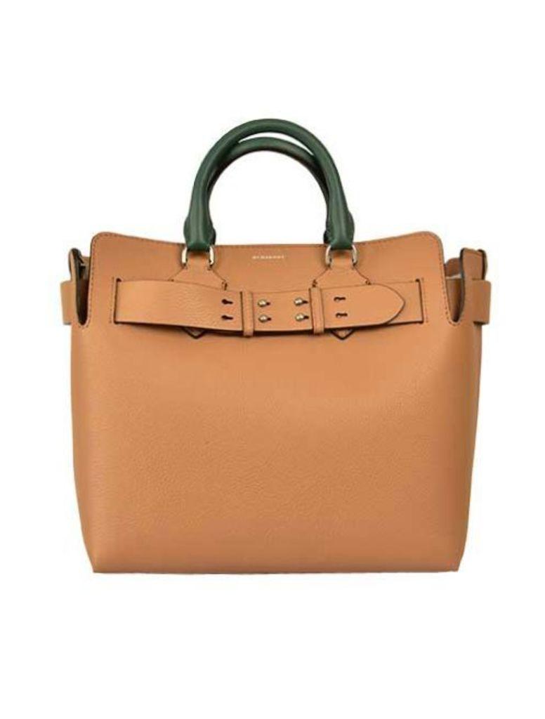 Burberry M Tri-tone Shoulder Bag