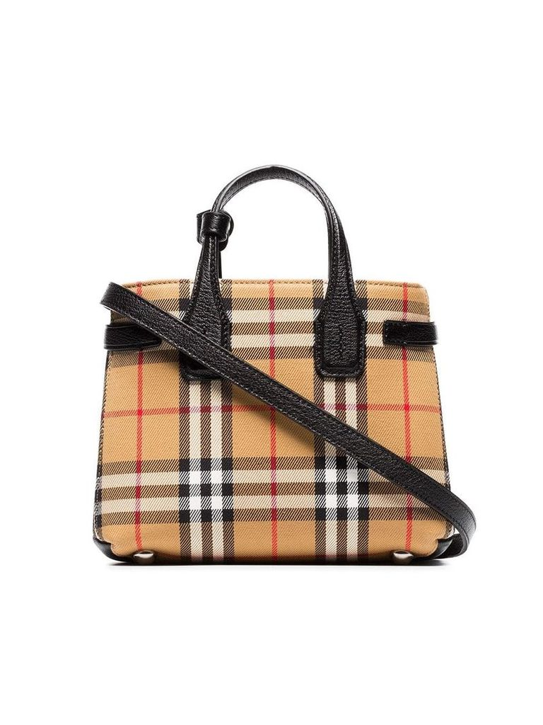 Burberry Baby Banner Tote