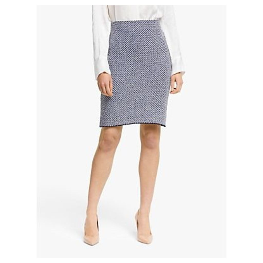 Winser London Tweed Pencil Skirt