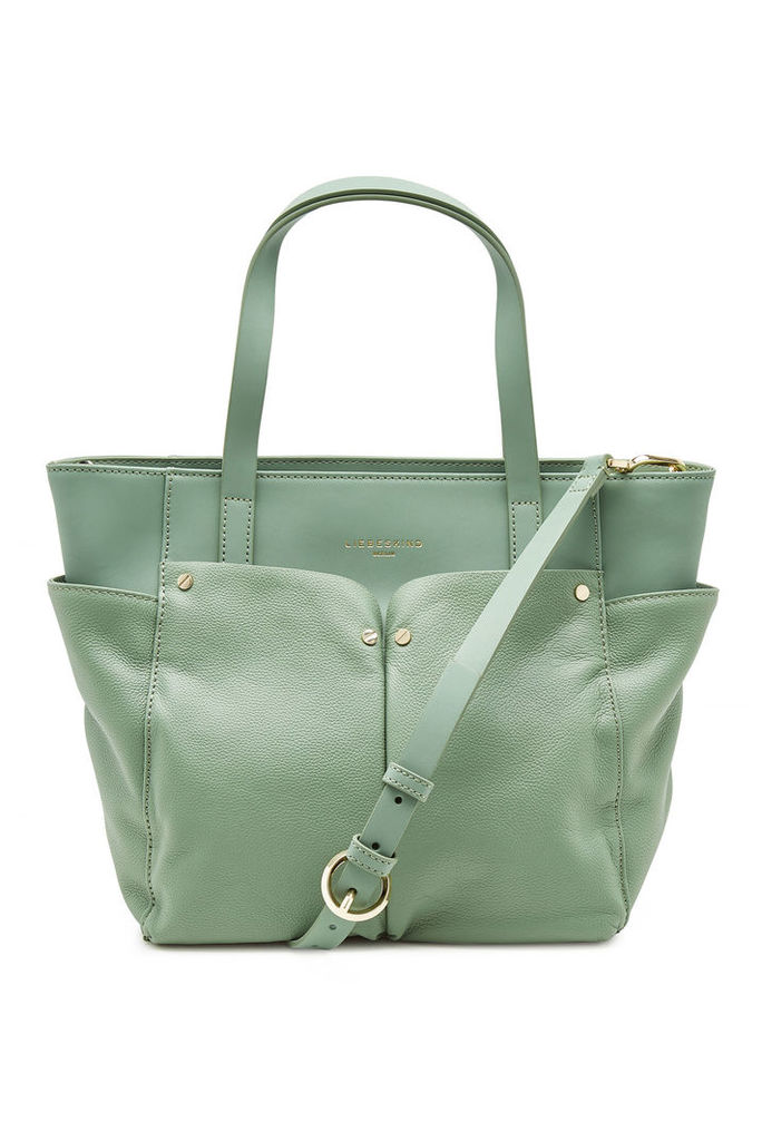 Liebeskind Berlin Duo M Leather Shopper