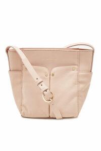 Liebeskind Berlin Duo M Leather Crossbody Bag