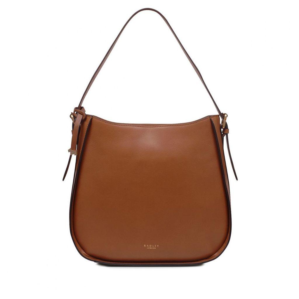 Radley London Painters Mews Large Zip-Top Hobo Bag
