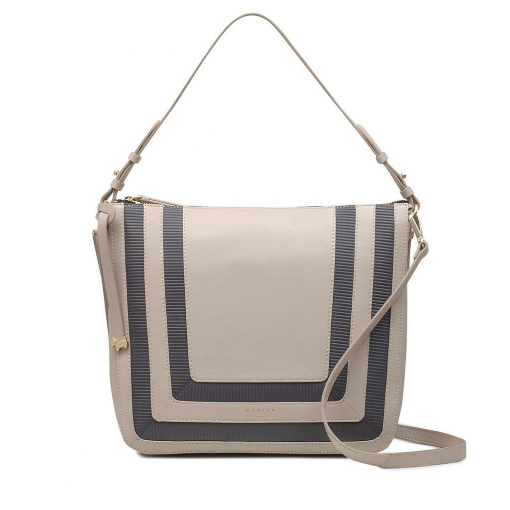 Radley London Granary Square Medium Zip-Top Shoulder Bag