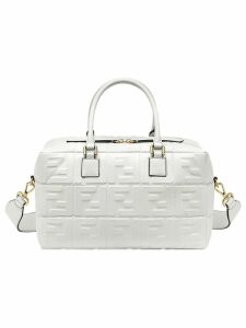 Fendi Boston Small tote bag - White