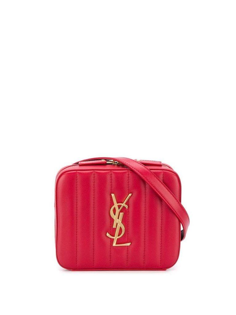 Saint Laurent monogram belt bag - Red