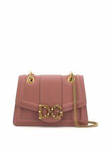 Dolce & Gabbana DG Amore shoulder bag - Pink