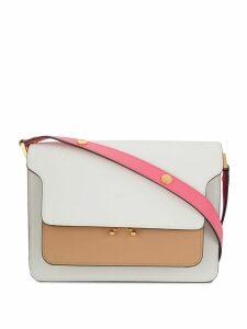 Marni Trunk shoulder bag - White