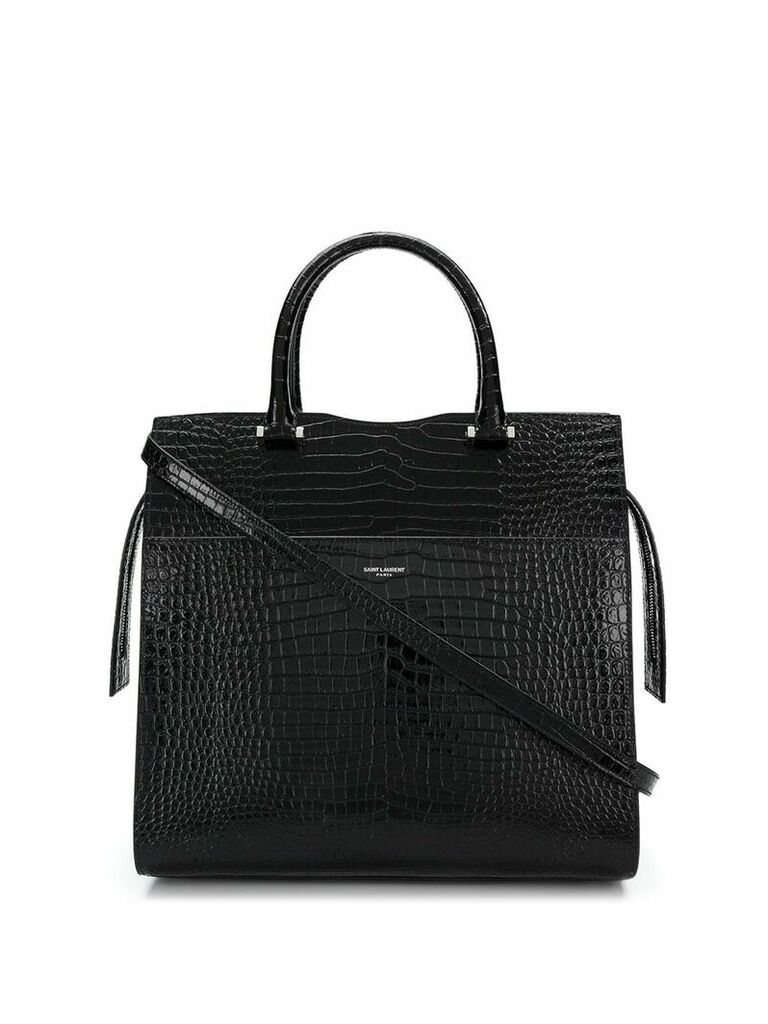Saint Laurent Sac de Jour tote bag - Black